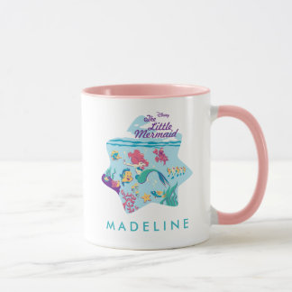 The Little Mermaid & Friends Mug