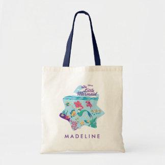 The Little Mermaid & Friends Tote Bag