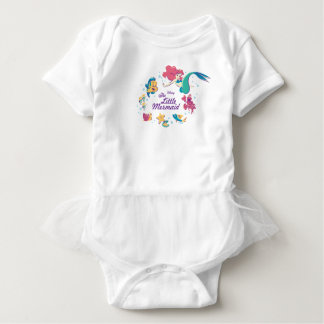 The Little Mermaid & the Sea Baby Bodysuit