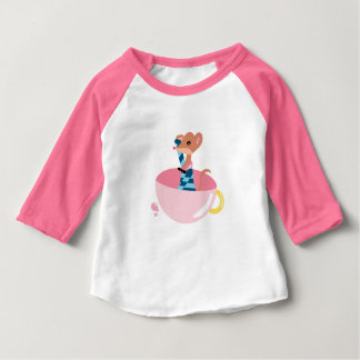 The little mouse explorer baby T-Shirt