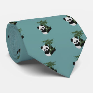 The Little Panda Tie