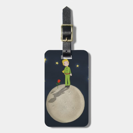 The Little Prince Luggage Tag