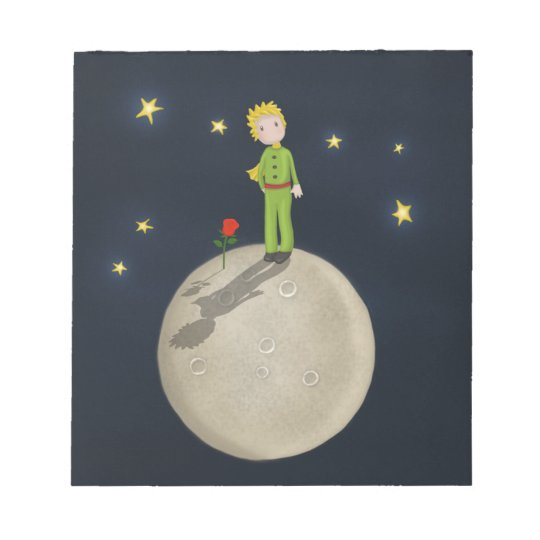 The Little Prince Notepad
