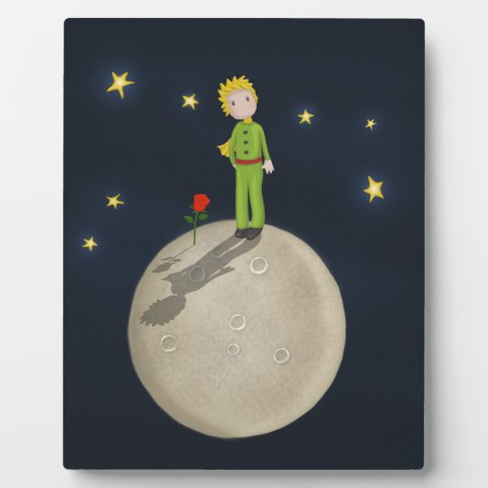 The Little Prince Plaque