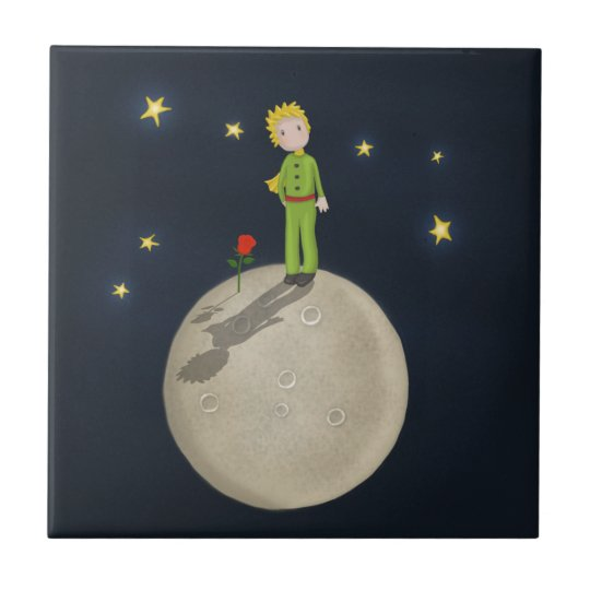The Little Prince Tile