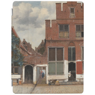 The Little Street by Johannes Vermeer iPad Cover