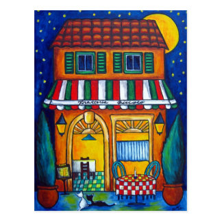 The Little Trattoria Post Card