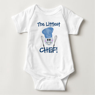 The Littlest Chef baby creeper