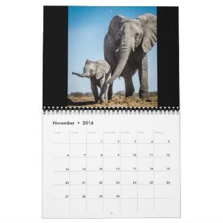 The Littlest Giants Calendar