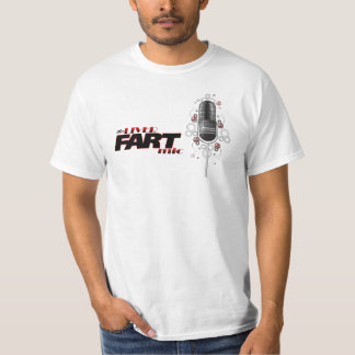 The LIVER Fart Mic T-Shirt