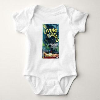 The Living Dead Baby Bodysuit