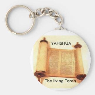 The living Torah keychain