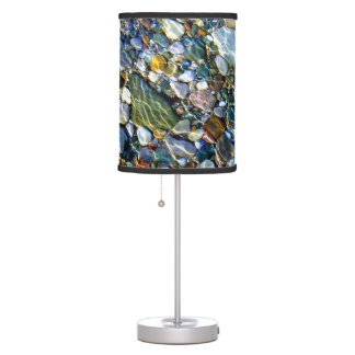 """The Living Waters Table Lamp"