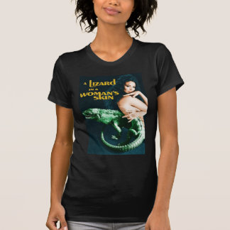 The Lizard in the Woman's Skin, vintage horror T-Shirt