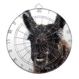 The Llama Says... Dartboard