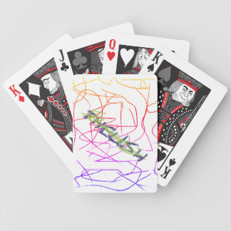THE LLS-H amazing cool rainbow playing cards