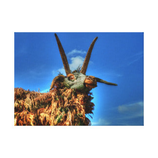 The Loaghtan Canvas Print