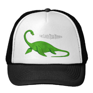 The Loch Ness Monster Hat
