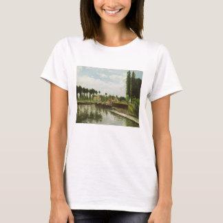 The Lock at Pontoise T-Shirt