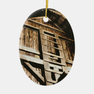 The Loft Ceramic Ornament