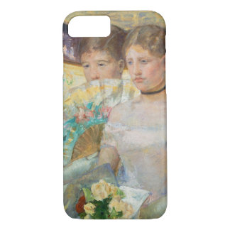 The Loge, 1882 (oil on canvas) iPhone 7 Case