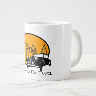 The Loire Valley Time Travel Mug
