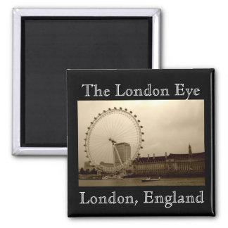 The London Eye, London, England magnet