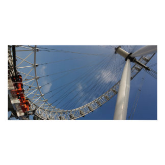 The London Eye Personalized Photo Card