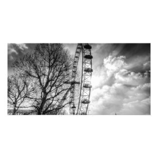 The London Eye Custom Photo Card