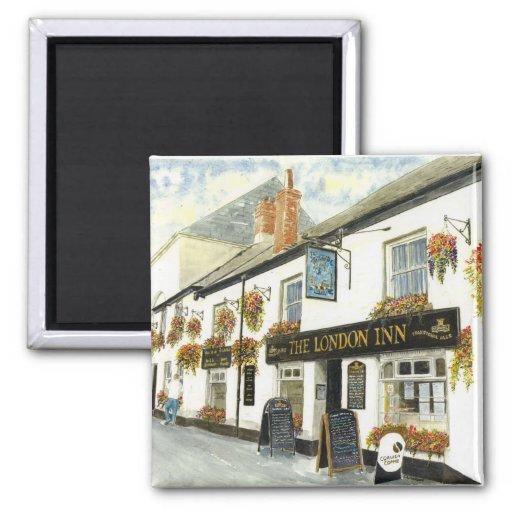 'The London Inn (Padstow)' Magnet