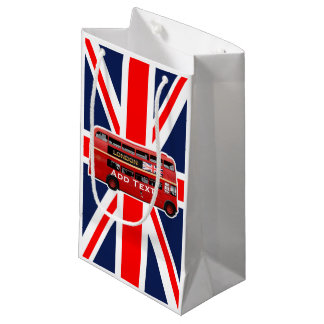 The London Red Bus Small Gift Bag