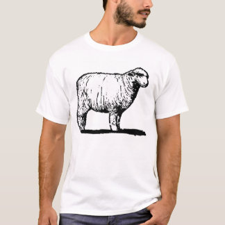 The Lone Sheep T-Shirt