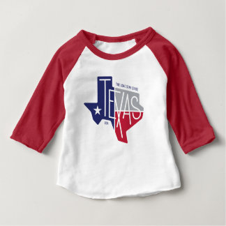 The Lone Star State Baby T-Shirt