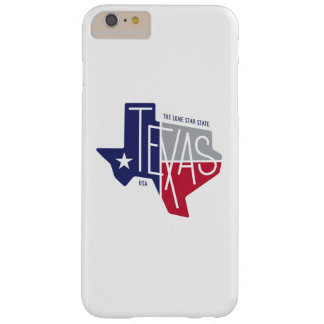 The Lone Star State Barely There iPhone 6 Plus Case
