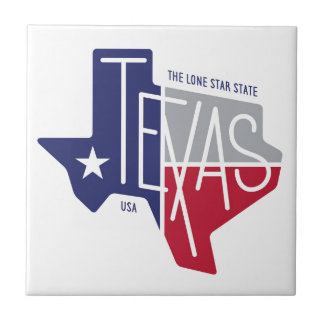 The Lone Star State Ceramic Tiles