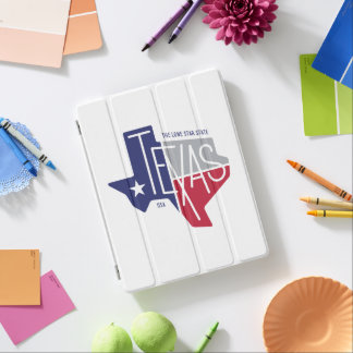 The Lone Star State iPad Cover