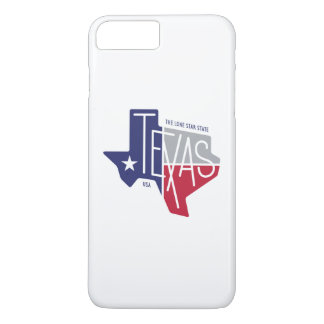The Lone Star State iPhone 8 Plus/7 Plus Case