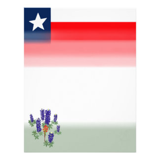 The Lone Star State Letterhead