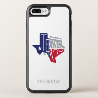 The Lone Star State OtterBox Symmetry iPhone 7 Plus Case