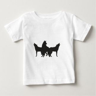 THE LONE WOLF (2) BABY T-Shirt