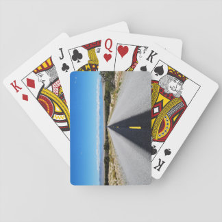 The Loneliest Road Playing Cards
