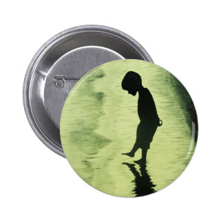 The Loneliness 2 Inch Round Button