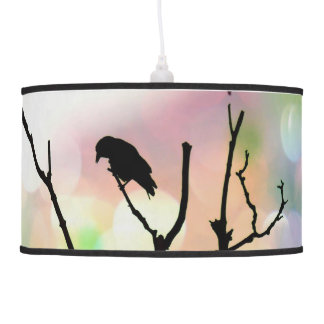 The Lonely Crow Pendant Lamp