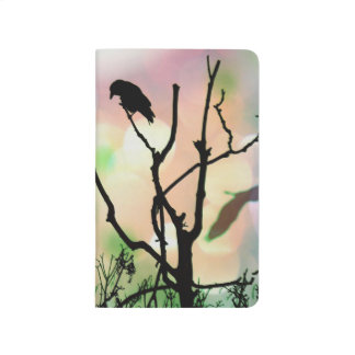 The Lonely Crow *personalize* Journals