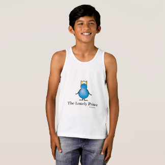 The Lonely Prince Personalized Tank Top