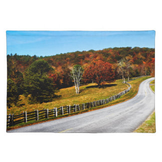 The long and winding Road Placemat