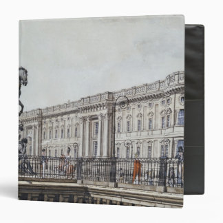 The long bridge with an aristocratic monument 3 ring binders