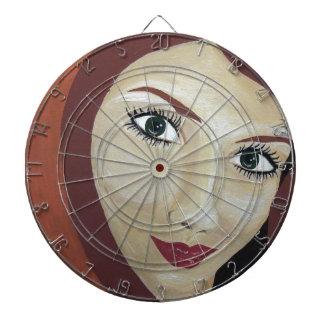 THE LOOK DARTBOARD