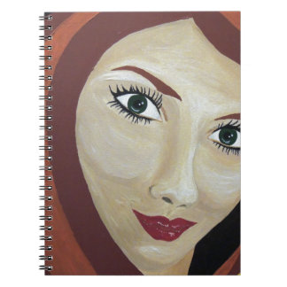 THE LOOK NOTEBOOK