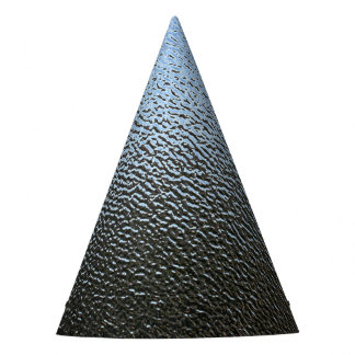 The Look of Architectural Textured Glass Party Hat